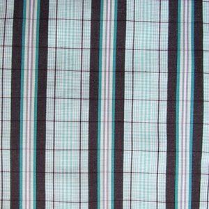 Foxcroft Tops - Teal & Black Plaid Foxcroft Shirt Size 8